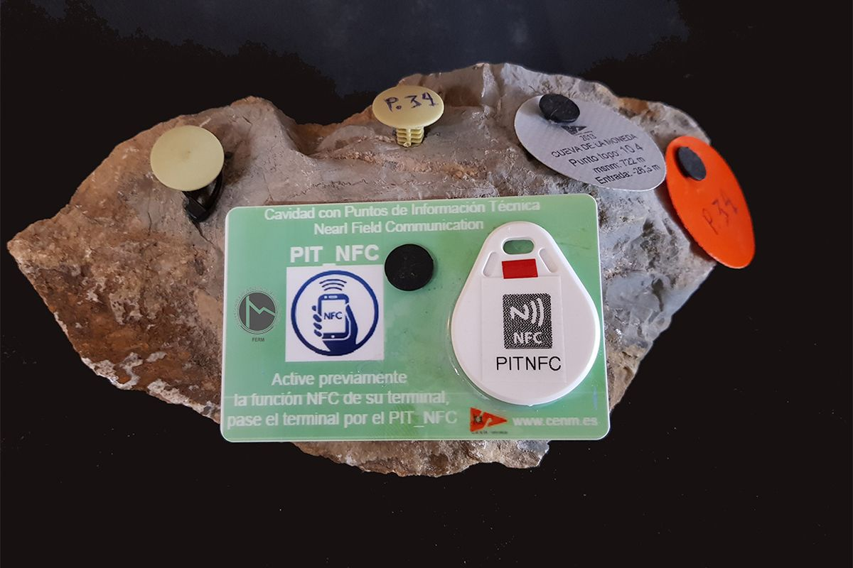 Sistemas tecnológicos inteligentes Cueva Victoria