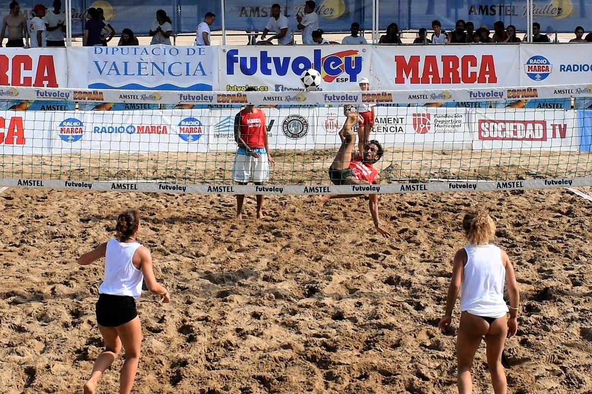 Campeonato España Futvoley