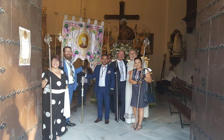 Romeros de San Ginés de la Jara en Sabiote (Jaén)