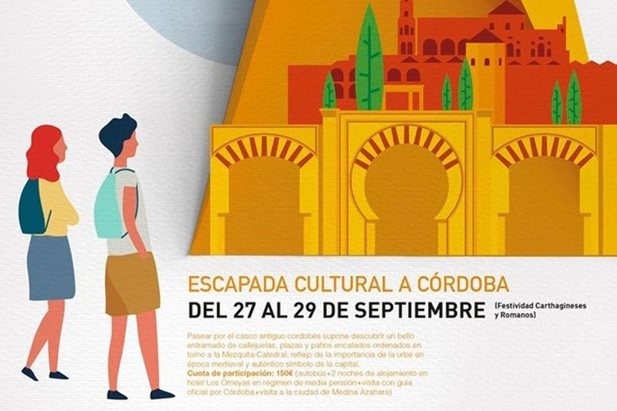 Viaje a Córdoba T-LA Juventud