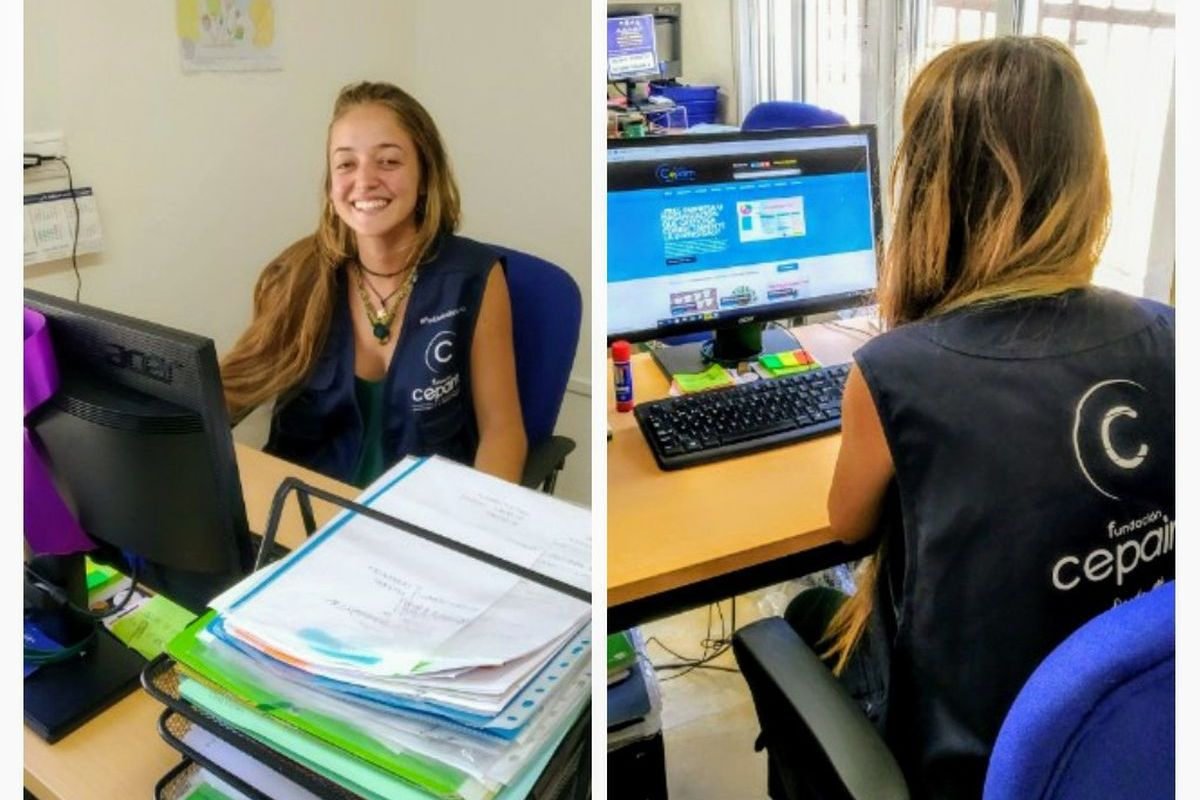 Lucía Conesa, nueva contratación facilitada por el programa Retorno de Talento