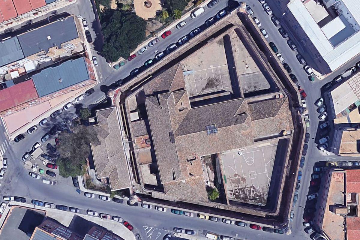 Cárcel de San Antón