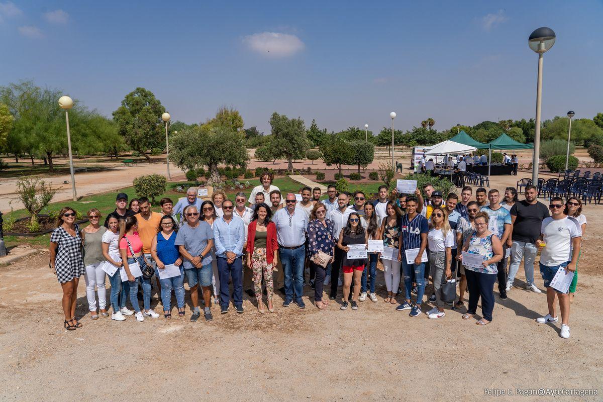 Clausura Programa Mixto De Empleo Y Formación De Garantia Juvenil