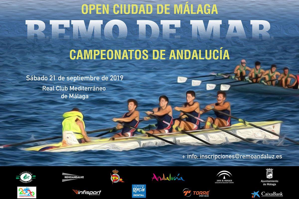 Open Ciudad de Málaga 2019
