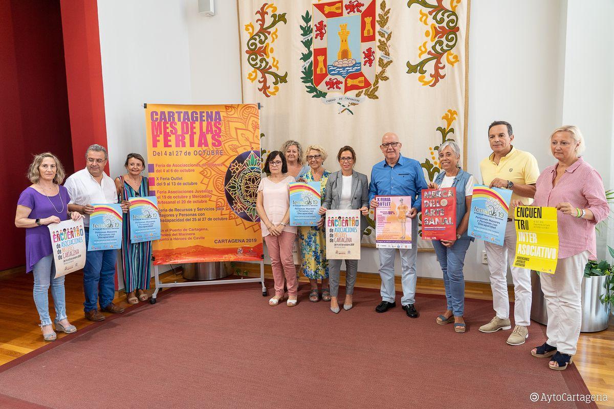Presentación 'Cartagena, mes de feria'