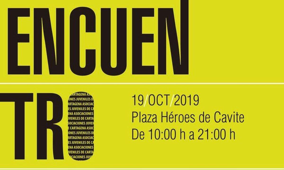 Encuentro Interasociativo de asociaciones juveniles de Cartagena