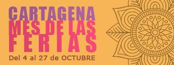 Octubre. Mes de las ferias en Cartagena
