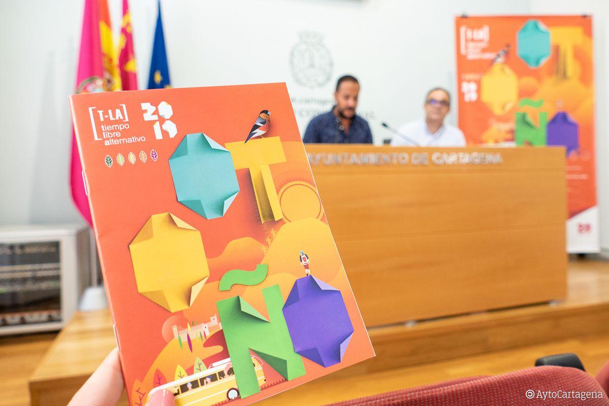 Presentación programa T-La de Otoño 2019