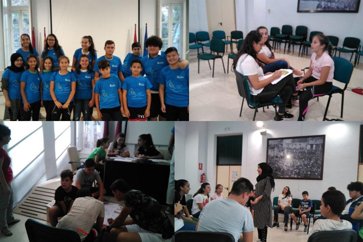 Reunión Consejo Municipal de Infancia y Adolescencia