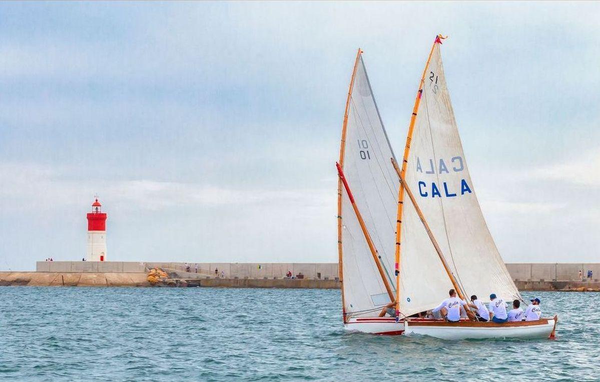 II Trofeo de la Armada de Vela Latina y concierto de Habaneras (foto ORP Cartagena)