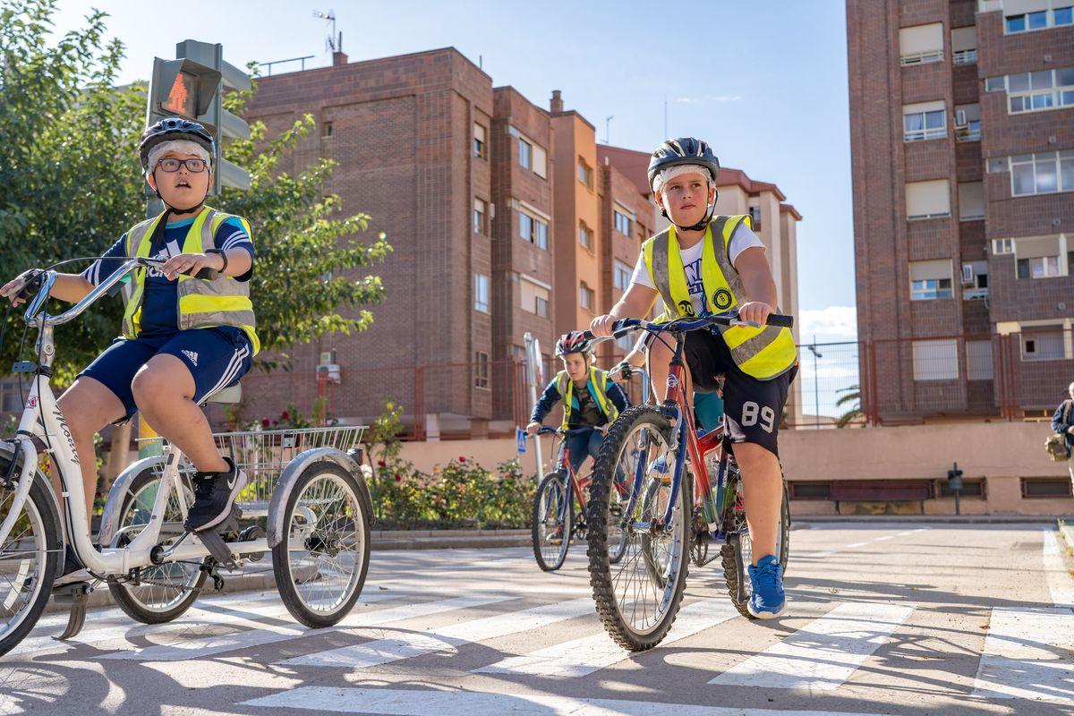 Inauguración Parque de Educación Vial tras obras de mejora en accesibilidad