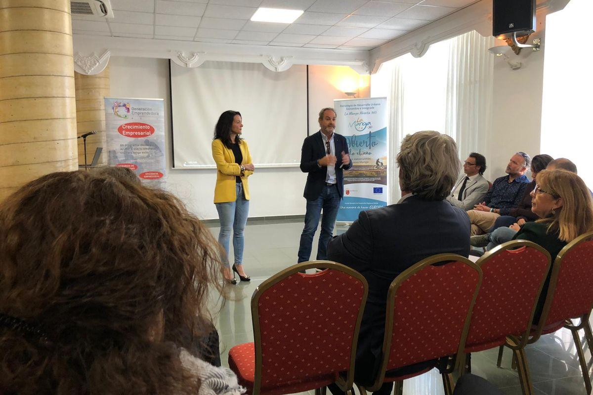 Programa Crecimiento empresarial de Generación emprendedora