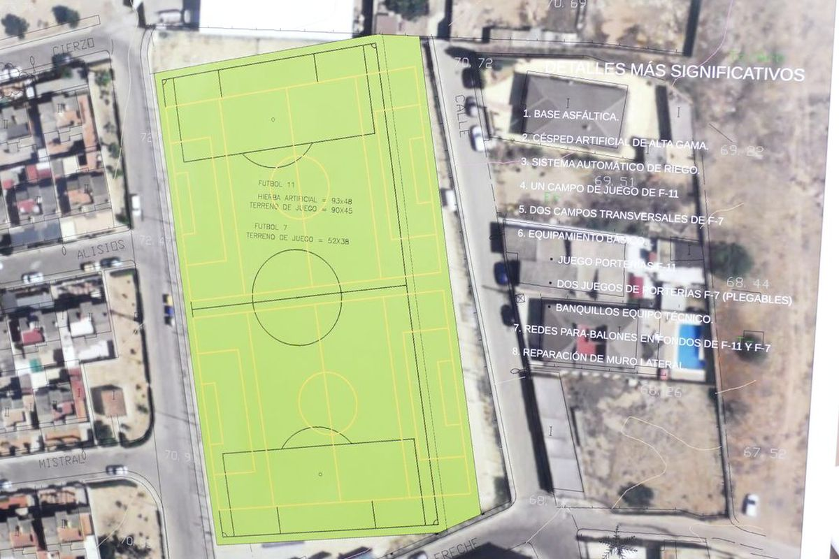 Campo de fútbol de Molinos Marfagones