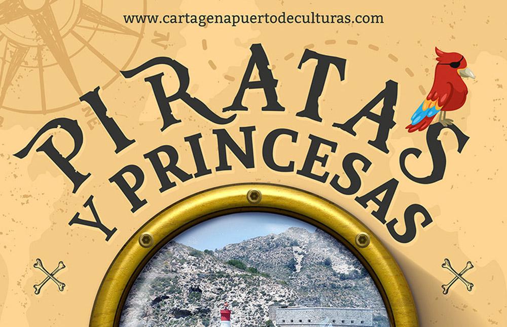 Piratas y Princesas en el Fuerte de Navidad