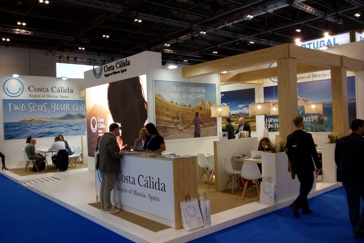 Cartagena Puerto de Culturas en la World Travel Market