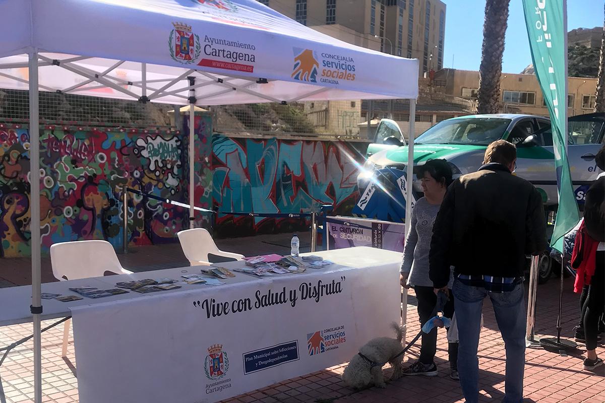 Actividades PMAD en el UrbanCTFest 2019