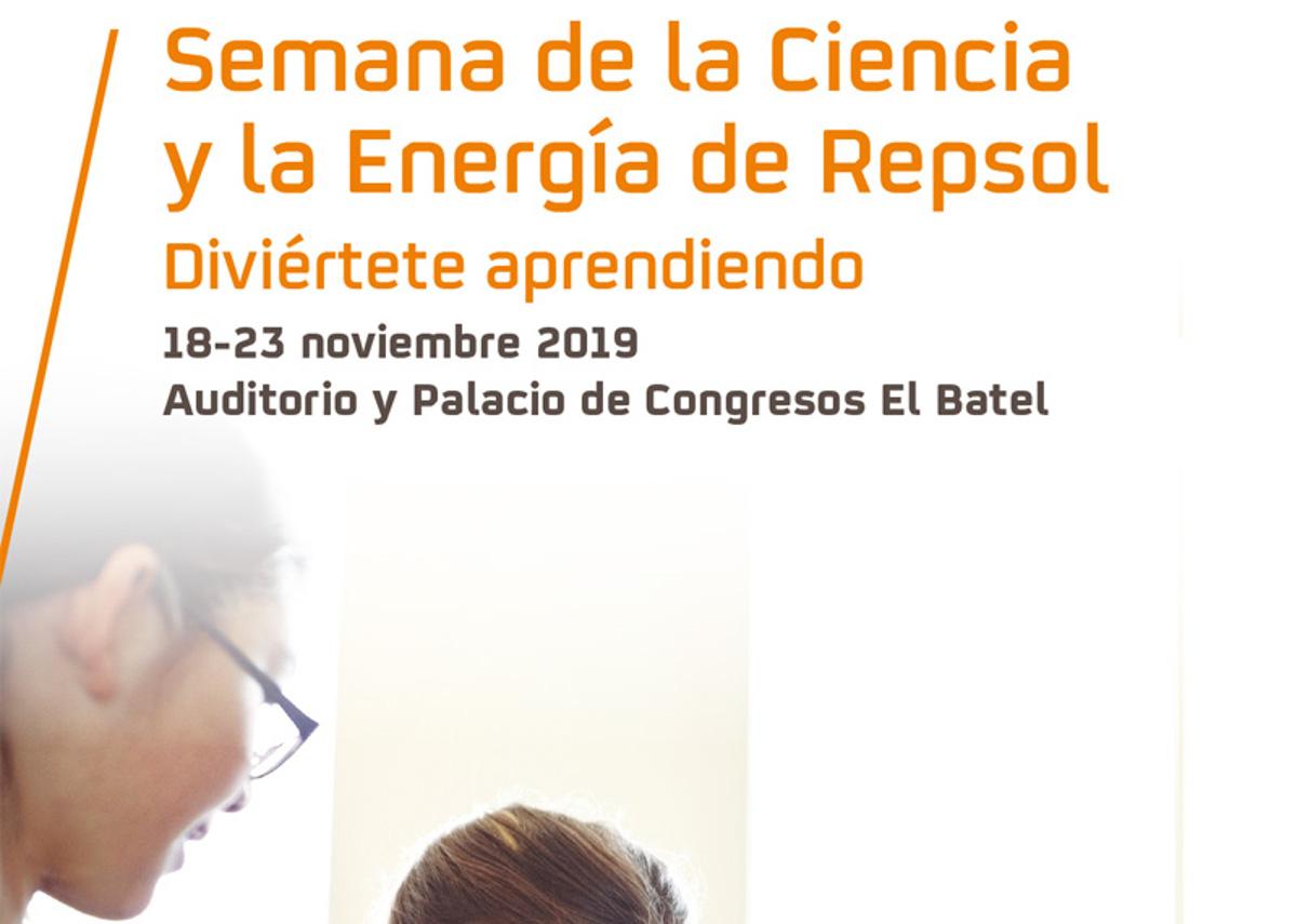 Semana de la Ciencia y la Energía de Repsol en Cartagena