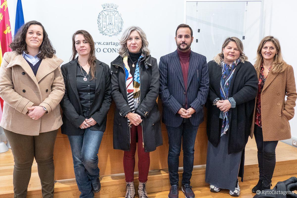 Presentación Servicio Itinerancia CAVAX Concejalía Igualdad