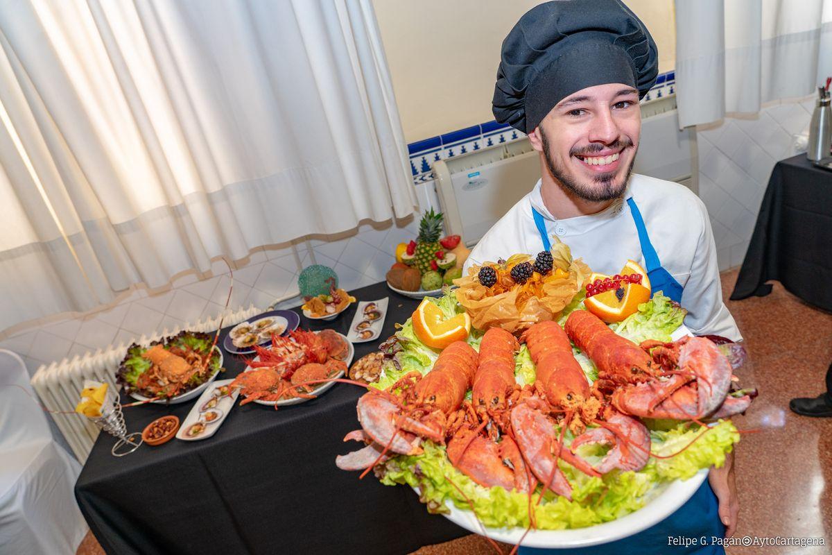 Clausura Curso de Cocina y de Servicio de Restaurante de la ADLE