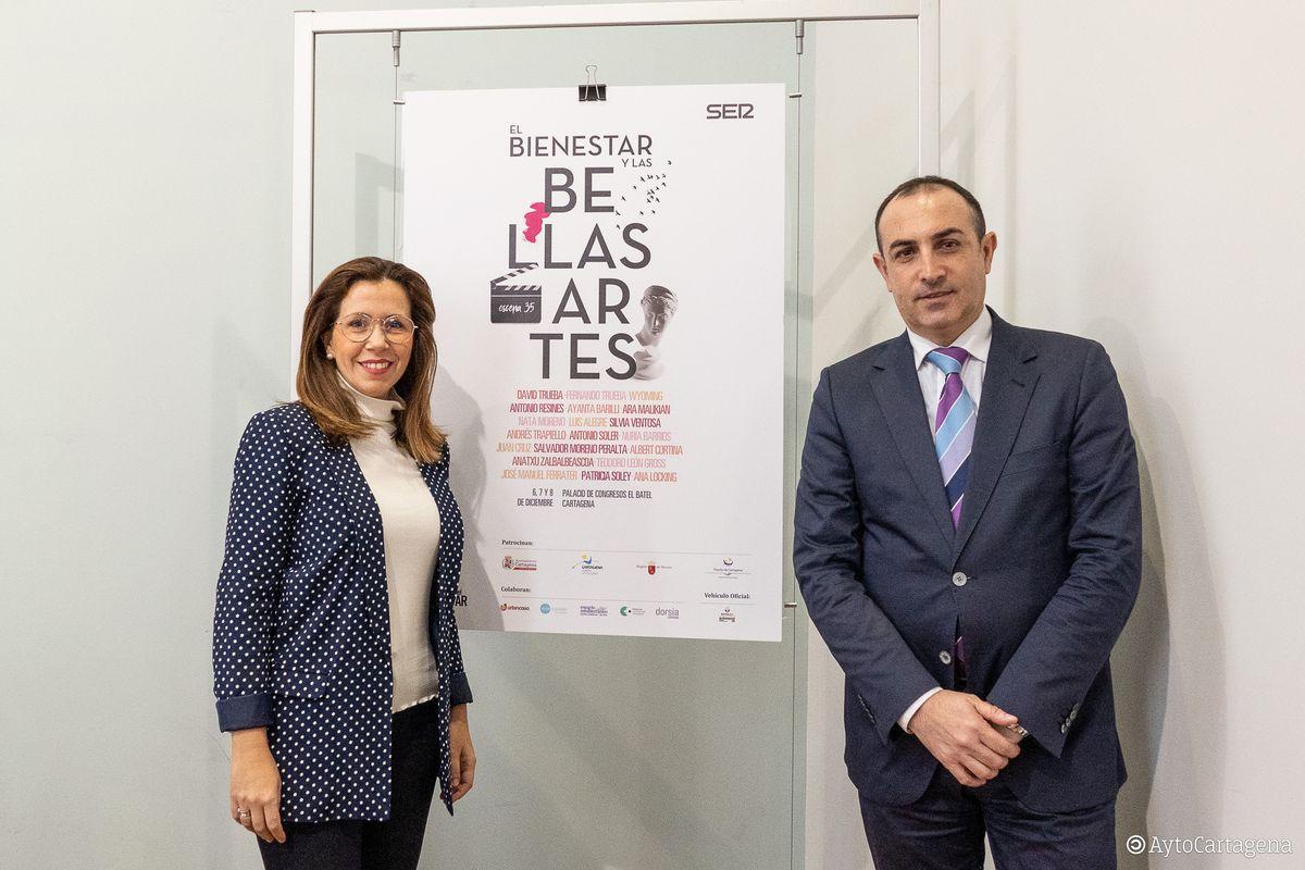 Presentación del Congreso del Bienestar y de las Bellas Artes