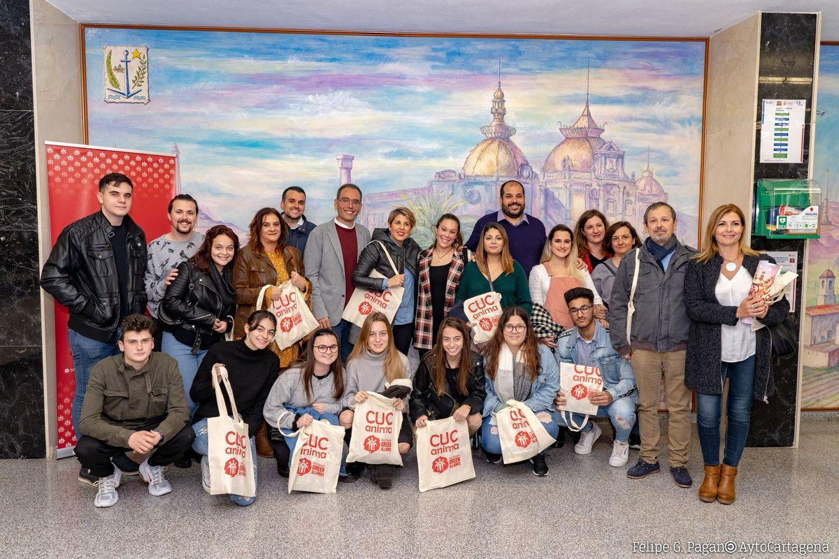 Y aniversario Campamento Urbano Federación Juvenil Don Bosco Salesianos