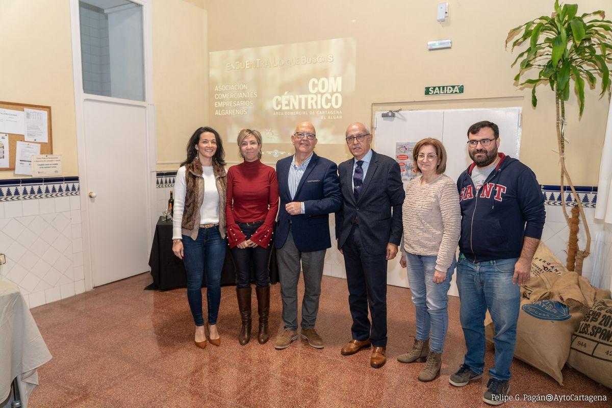 Presentación de la campaña de promoción de las áreas comerciales de Cartagena