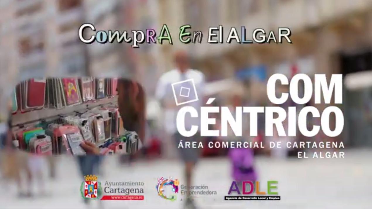 Vídeo de promoción de los comerciantes de El Algar