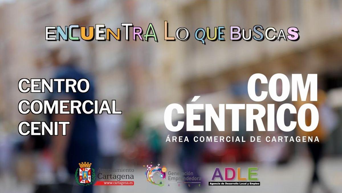 Centro Comercial Cenit campaña ADLE