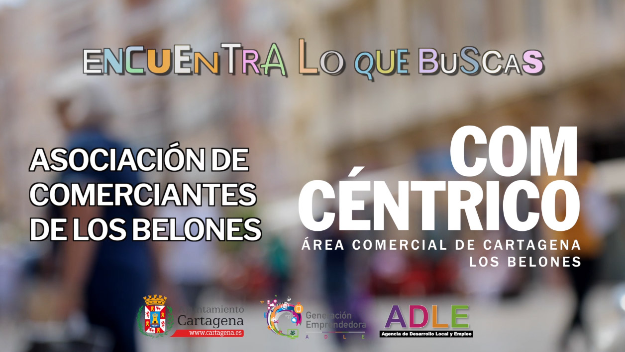 Video promocional Asociación Comerciantes Los Belones