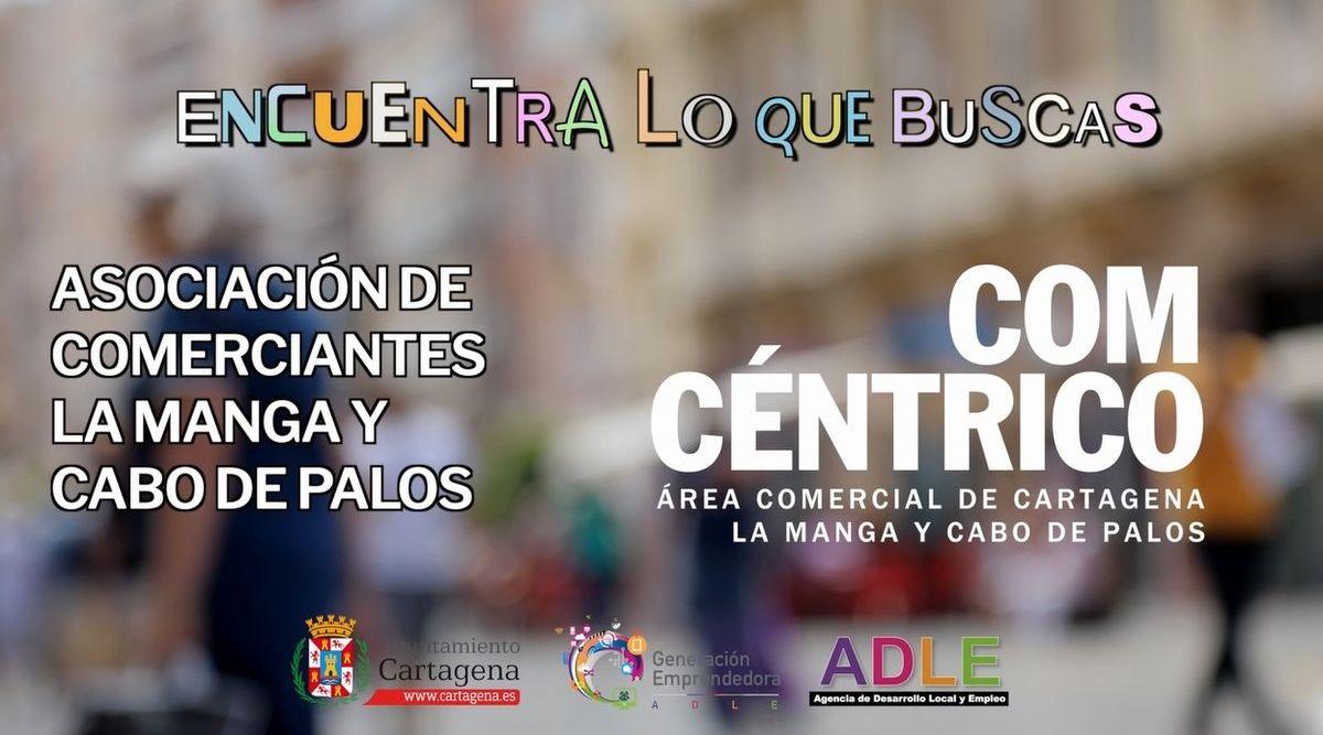 Asociación de Comerciantes y Empresarios de La Manga y Cabo de Palos campaña ADLE