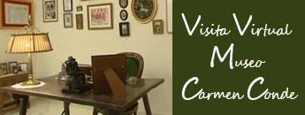 Visita virtual al Museo Carmen Conde