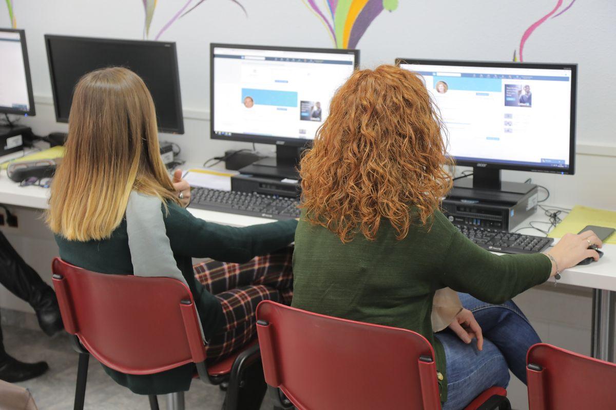 Clausura curso de Informática ADLE Activa