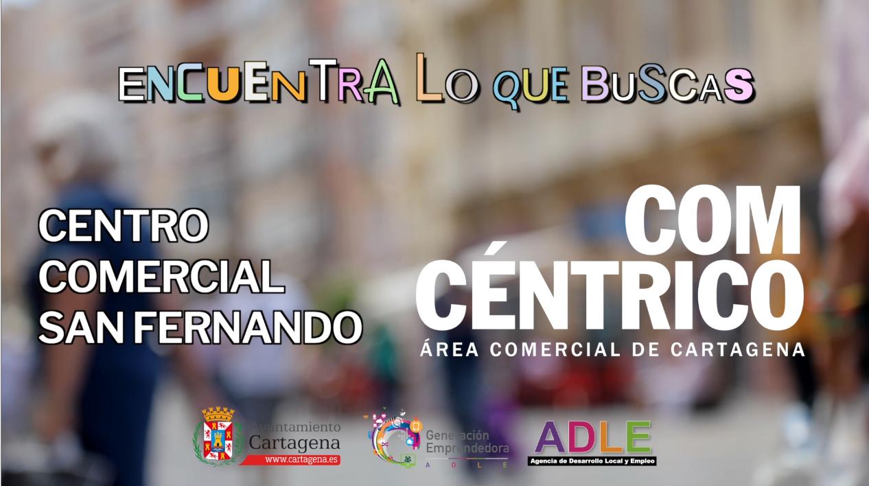 Área Comercial de San Fernando