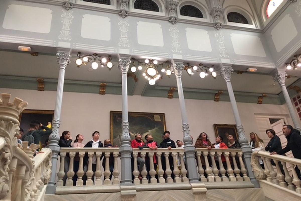 CEIP San Ginés de la Jara 'Conoce tu ciudad: Cartagena modernista'