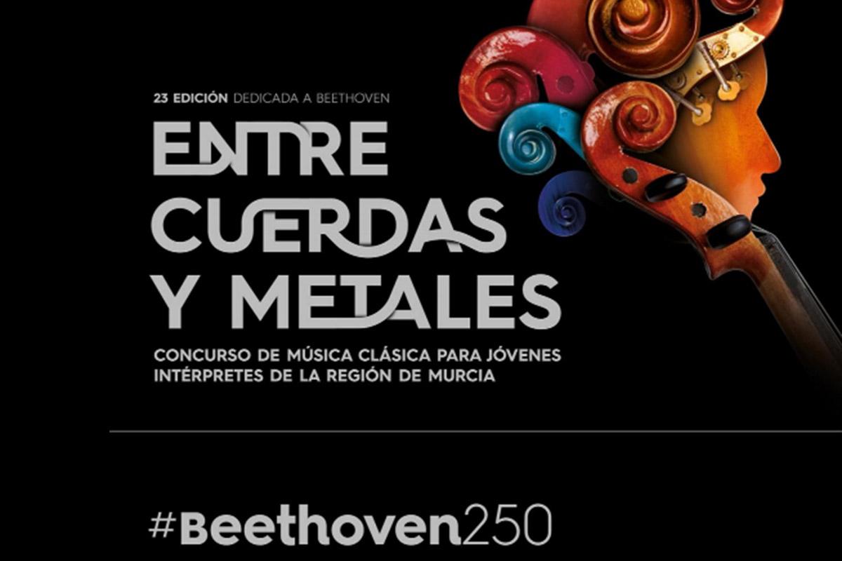 'Beethoven sobre ruedas' Entre Cuerdas y Metales