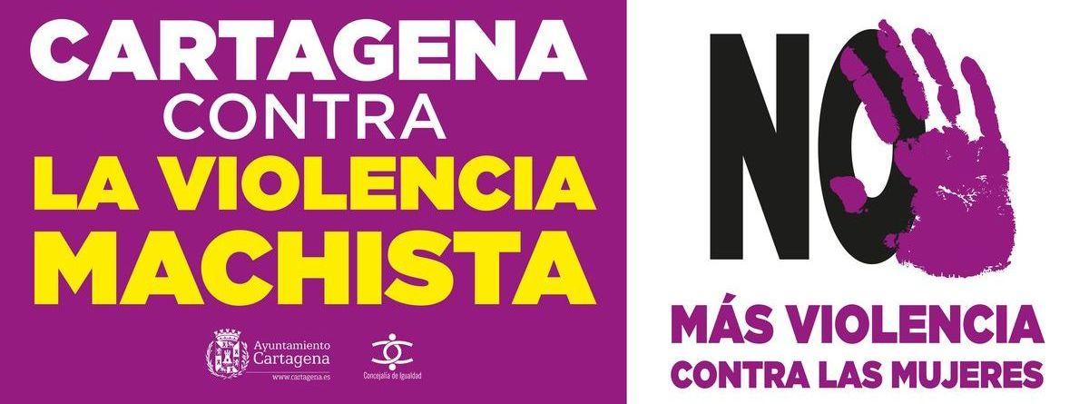 Cartagena contra la violencia machista