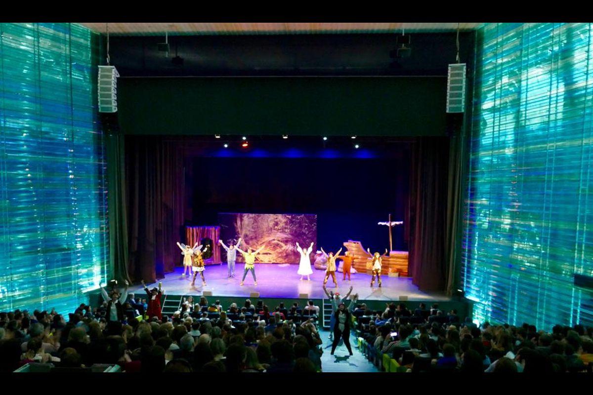Musical 'Imaginando con Peter Pan'