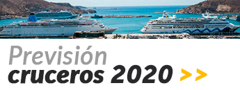 Previsión cruceros 2017