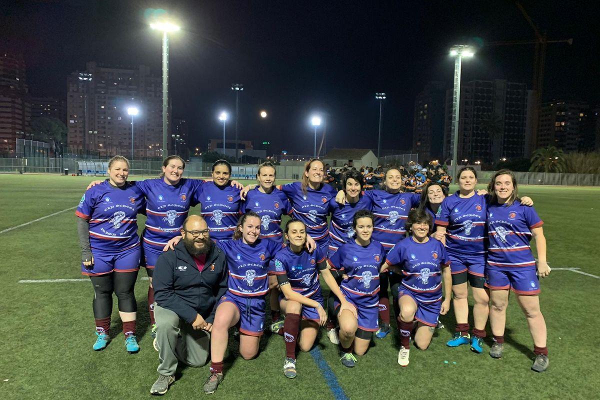 Rugby senior femenino