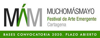 Convocatoria pública para proyectos del Festival de Arte Emergente Mucho Más Mayo 2020