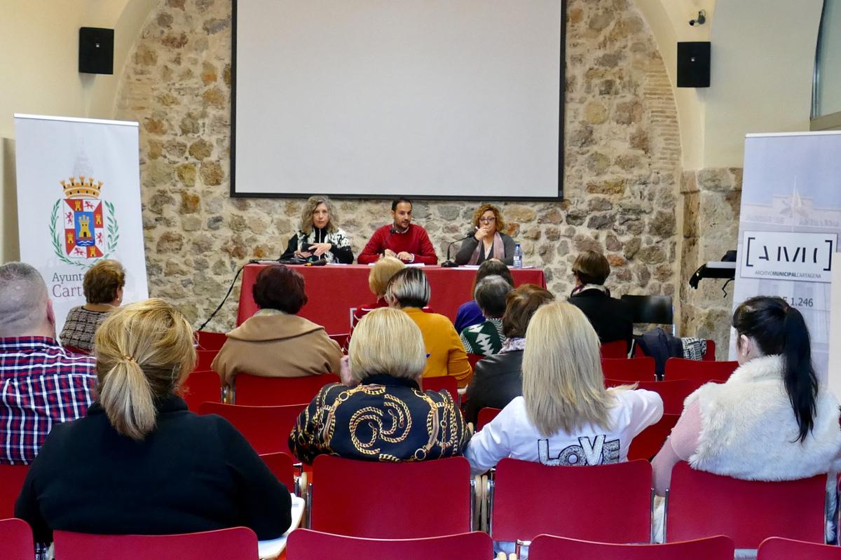 Reunión de Consejo de Igualdad
