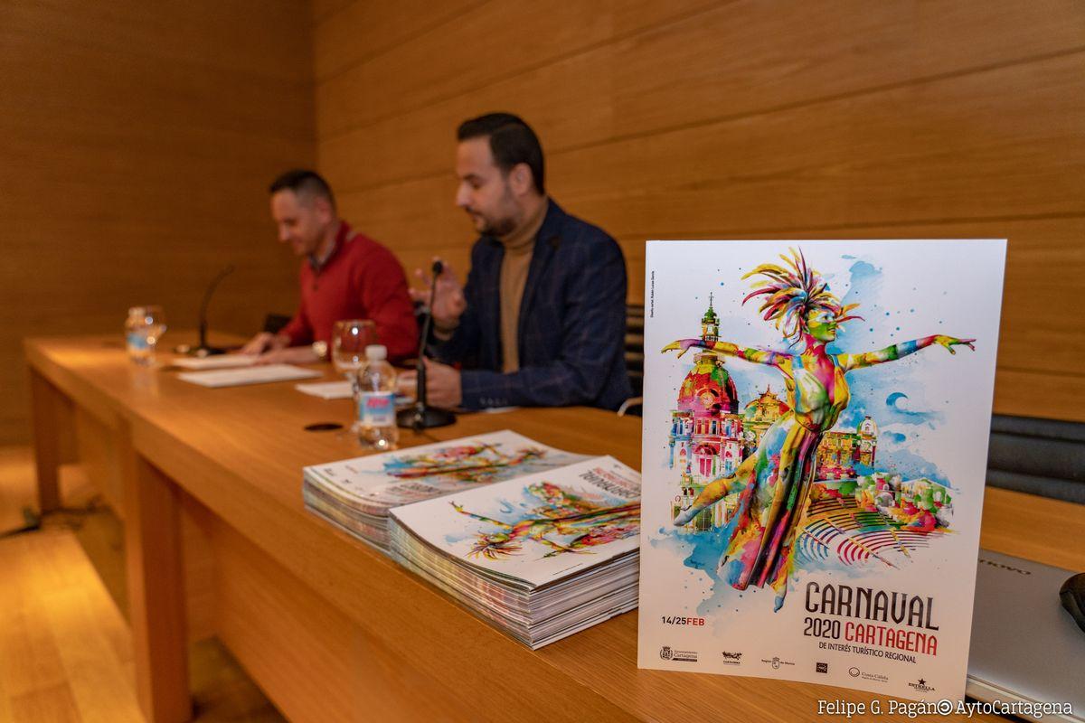 Presentación Revista Carnaval de Cartagena 2020