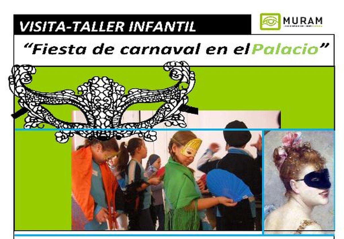 Visita al Palacio de Aguirre organizada por el MURAM