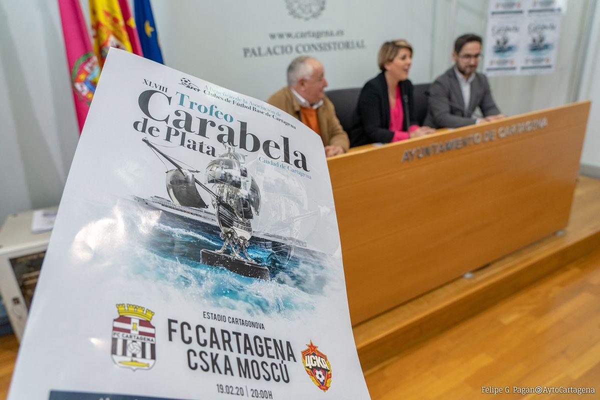 Trofeo Carabela