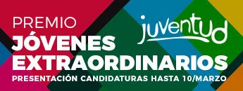 Premio Jóvenes Extraordinarios de Cartagena 2020