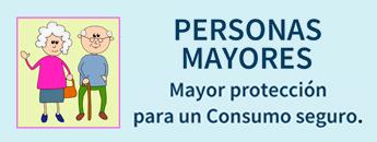 Guía de Consumo Seguro para personas mayores.