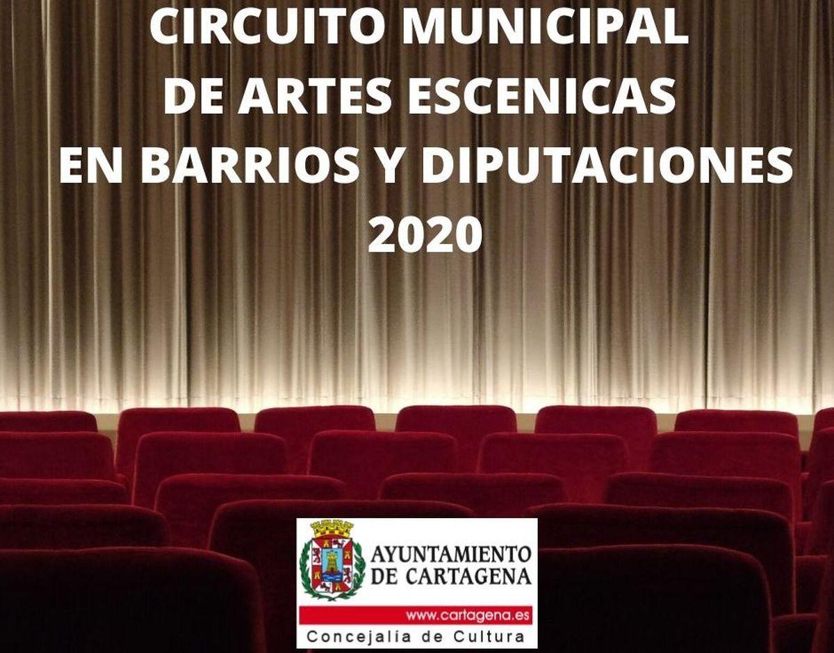 Circuito Municipal de Artes Escénicas
