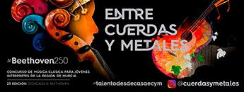 Entre Cuerdas y Metales #talentoencasa