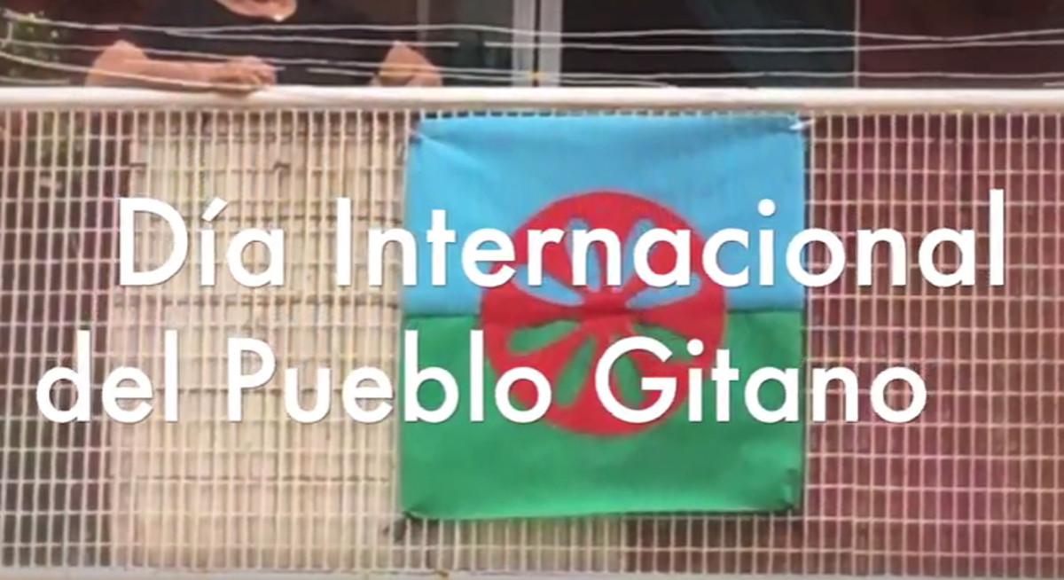 Vídeo conmemorativo por el Día Internacional del Pueblo gitano