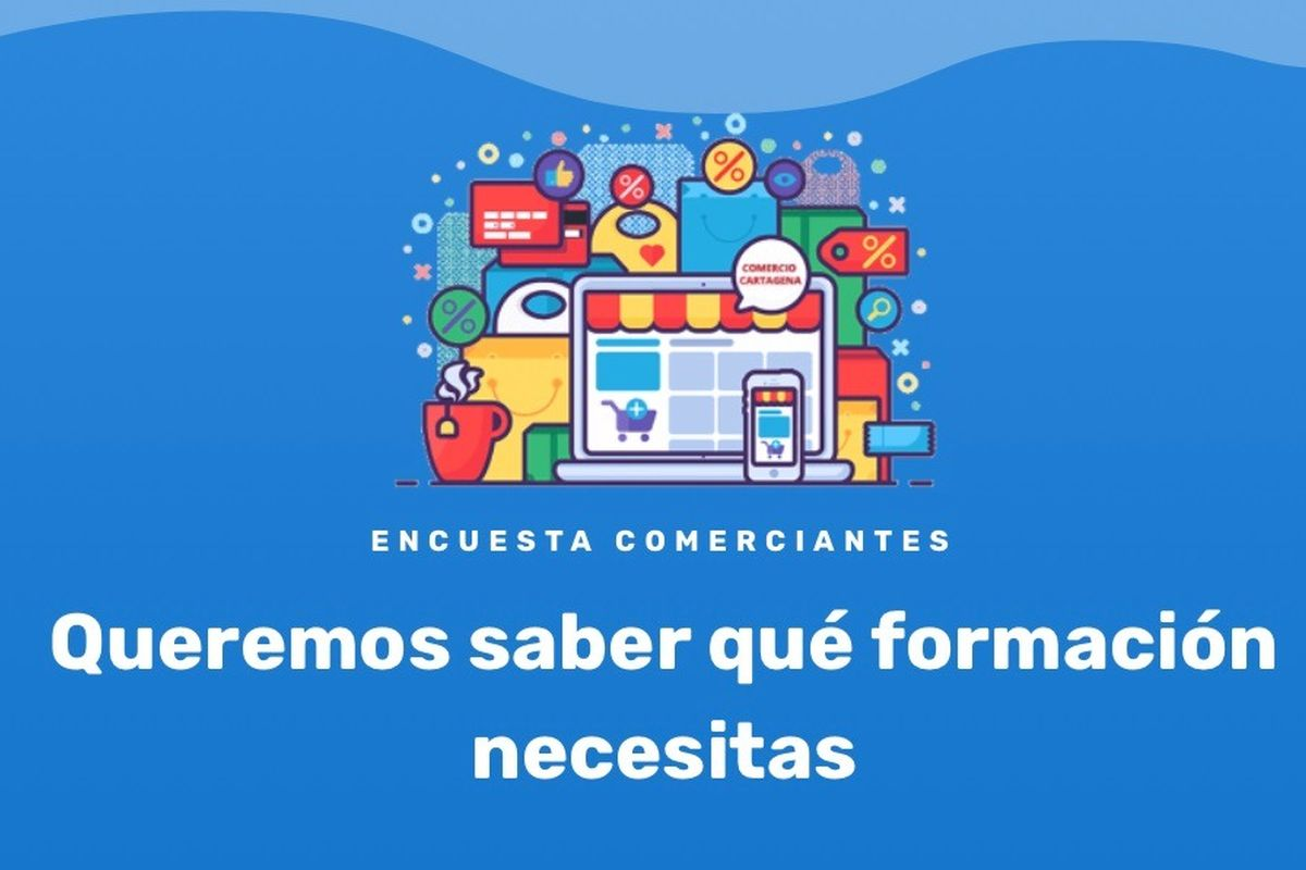 La ADLE formará a los comerciantes de Cartagena en negocio online para ayudarles a superar la crisis del COVID19